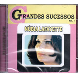 Cd Núbia Lafayette   Grandes Sucessos