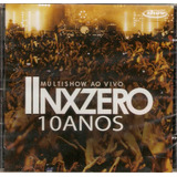 Cd Nxzero   10 Anos Multishow Ao Vivo
