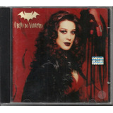 Cd O Beijo Do Vampiro 2002 Internacional Encarte   Letras