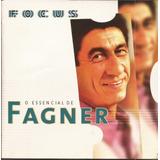 Cd O Essencia De Fagner Cd Original