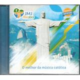 Cd O Melhor Da Música Católica   Jmj Rio 2013