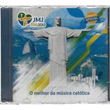 Cd O Melhor Da Música Católica J M J Rio 2013