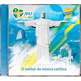 Cd O Melhor Da Música Católica
