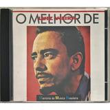 Cd O Melhor De Luiz Vieira Memoria Musica Brasileira   D1