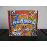 Cd O Melhor De Power Rangers   As Músicas Da Série De Tv