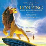 Cd O Rei Leão Original Disney Usa De Hans Zimmer Elton John