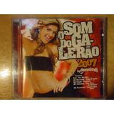 Cd O Som Do Galerão  funk   Dennis Dj