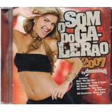 Cd O Som Do Galerão 2007   Mc Marcinho   Mc Sapão   Léozinho