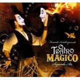 Cd O Teatro Mágico Mágico  segundo Ato