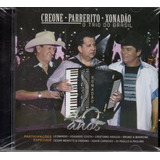 Cd O Trio Do Brasil   40 Anos