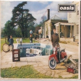 Cd Oasis   Be Here Now   Novo
