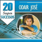 Cd Odair José 20 Super Sucessos