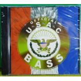 Cd Oficial Usac Bass Lacrado Funk Black Miame Rap Frestyle