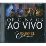 Cd Oficina G3 Ao Vivo Gospel Collection Mk Lc11