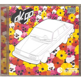 Cd Ok Go  2002  Get Over It  rock Alternativo  Original Novo
