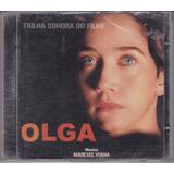 Cd Olga   Trilha Sonora Filme   Marcus Viana   Lacrado