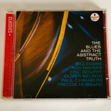 Cd Oliver Nelson The Blues And The Abstract Truth 1961