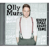 Cd Olly Murs   Right Place Right Time