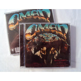 Cd Omen   The Curse   Nightmare   Accept  Picture  Saxon