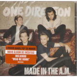 Cd One Direction   Made In The Am   Novo