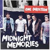 Cd One Direction   Midnight Memories   Original Lacrado Novo