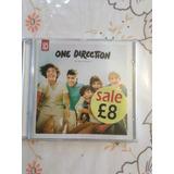 Cd One Direction Importado Da Inglaterra
