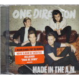 Cd One Direction Made In The A m  Lacrado Frete 12 00