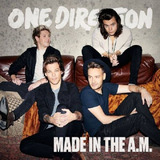 Cd One Direction Made In The A m