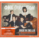Cd One Direction Made In The Am Box Especial Lacrado