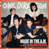 Cd One Direction Made In The Am Deluxe Edition Novo Lacrado