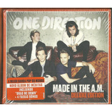 Cd One Direction Made In The Am Ed Deluxe Digipack Lacrado