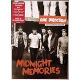 Cd One Direction Midnight Memories Ultimate Edition Lacrado