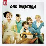 Cd One Direction Up All Night Novo Lacrado Original