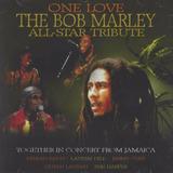 Cd One Love The Bob Marley All  Star Tribute Jamaica