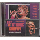 Cd Only The Strong Survive   Tso Tirlha Sonora   Sum Records