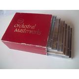 Cd Orchestra Masterworks Strauss Beethoven Tchaikovsky Bach