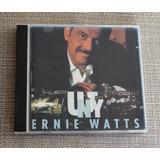 Cd Original   Ernie Watts Unit   Sax Tenor   Nacional