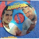 Cd Original   Grupo Arrocha De Asas Nova    Somente Cd