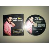 Cd Original   Kaik Monteiro Quero Colo