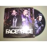 Cd Original   Matheus E Kauan Face A Face Promo
