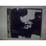 Cd Original  Bill Evans  Piano Player