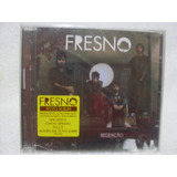 Cd Original  Fresno  Redenção  Lacrado De Fábrica
