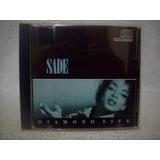 Cd Original  Sade  Diamond Life