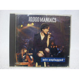 Cd Original 10 000 Maniacs  Mtv Unplugged  Importado