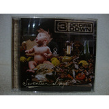Cd Original 3 Doors Down  Seventeen Days