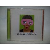 Cd Original Adriana Calcanhotto  Adriana Partimpim