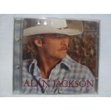Cd Original Alan Jackson  Drive
