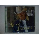 Cd Original Alan Jackson  Grandes Sucessos