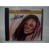 Cd Original Alcione  Acervo Especial