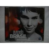 Cd Original Avenida Brasil  Nacional  Volume 2